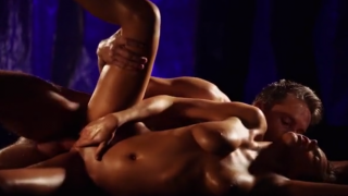 Hot and sensual touches