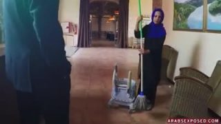 Muslim girl paid for sex
