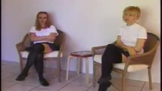 Two great spanking videos in one
