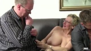 Granny orgy in Germany