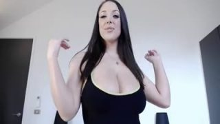Your chance to shoot your load all over Angela White